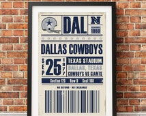Unique dallas cowboys related items | Etsy
