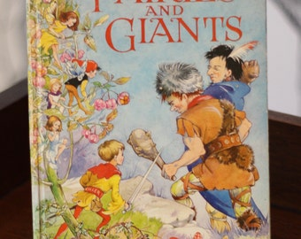 Fairies and Giants - 1950s children's book