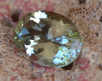 17.43 ct Incredible Prasiolite (Green Amethyst)