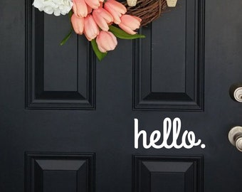 Customize door decal, customize wall decal
