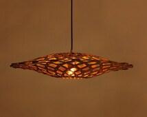 Articles uniques correspondant lampe soucoupe etsy - Lampe soucoupe volante ...