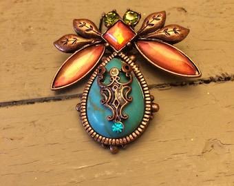 Love Bug Pin