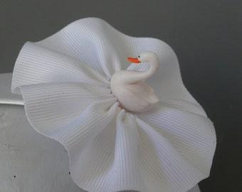 White Swan Alice Band