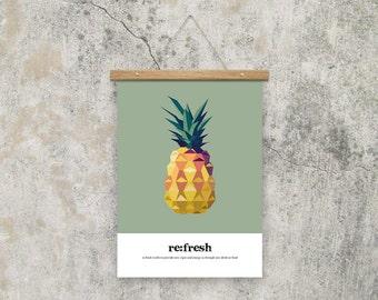 Poster Re:fresh