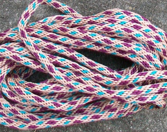 """Vintage Nautical Polyester Braided Rope - 50 ft. - 5/8"""""""