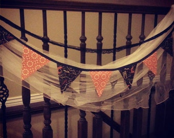 Halloween Bunting Banner Party Decor