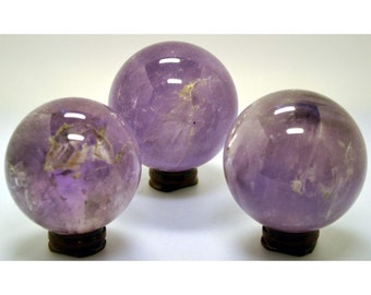 ball of magnificent Amethyst, natural stone