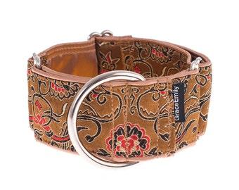 1.5 inch martingale collar, martingale dog collar, martingale, dogs, 1.5 inch, martingale,red, black