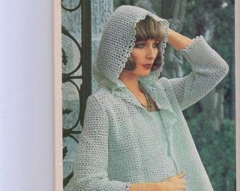 Pattern for crochet hoodie
