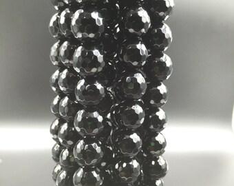 10MM Black Onyx Gemstones