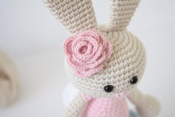 Unique Baby Toys : Unique baby toys stuffed animals crochet bunny