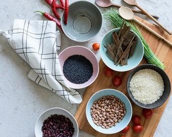 Ceramic Soup Bowls, Ceramic set Bowl, Ceramic Bowl, Pink Serving Bowls , Ceramic Mixing Bowls, Stoneware Bowls, Housewarming gift