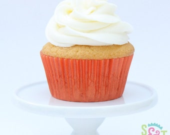 Solid Cupcake Liners- 50 pieces