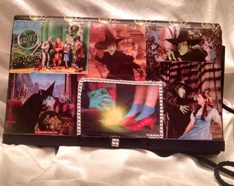 Wizard of Oz Wicked Witch purse Wicked Witch bag Halloween purse Witch purse