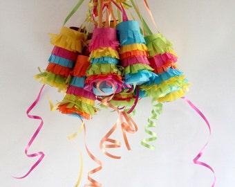 mini pull string piñatas