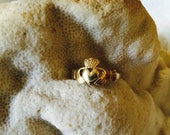 RESERVED for Melyssa Only:  Love and Luck O' the IRISH - 9K Gold Claddagh Ring