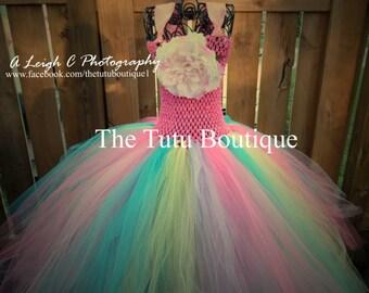 Cupcake Tutu, Flower Girl Tutu Dress, Wedding, Cute Dress up Dress, Gift, Birthday Tutu Dress, Fun Play