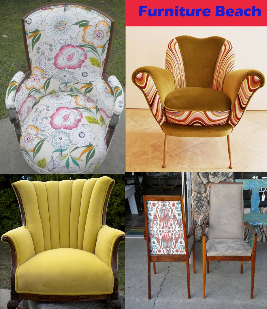 vintage chair create your own look we make it easy