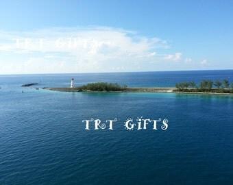 Paradise Island Lighthouse - Nassau, Bahamas *Digital Download*