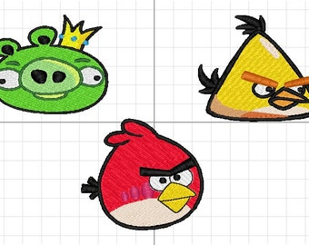 set three angry birds only