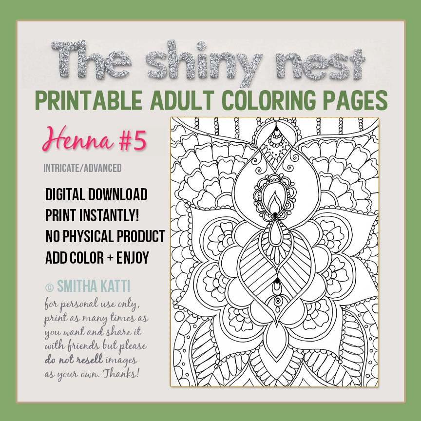 Printable Coloring Pages Coloring Pages For Adults