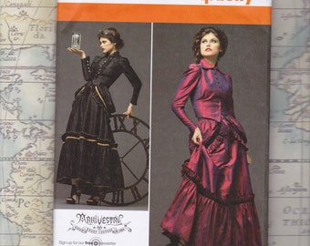 Steampunk Costume Pattern by Arkivestry, Simplicity 2207