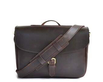 NEW Single Strap Messenger Bag, Mens Messenger Bag, Womens Messenger Bag, Mens Briefcase, Womens Briefcase, Leather Messenger Bag, Satchel