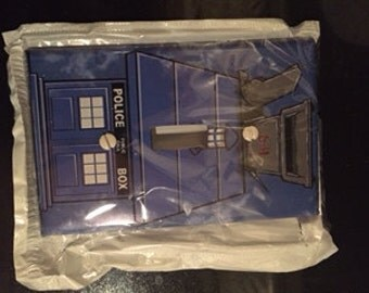Dr Who Tardis Light Switchplate