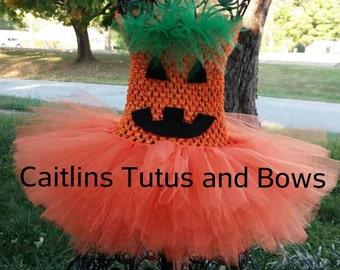 Pumpkin tutu costume, pumpkin tutu dress, pumpkin tutu, pumpkin costume, baby costume, pumpkin dress, pumpkin tutu dress, halloween tutu
