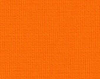 Orange Pique/ 100% Cotton Pique in Orange