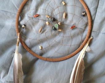 Dreamcatcher - Cottonwood Leaf