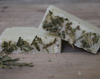 Organic Ho Wood | Fir Needle Cold-Process Soap