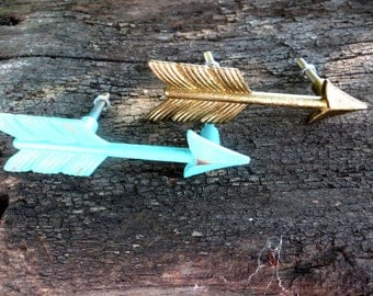 Arrow Drawer Pull - 32 Colors - Handle