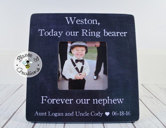 Wedding Gifts For Ring Bearer : ... Ring Bearer, Wedding Party Gift, Gift for Nephew, Newphew Ring Bearer