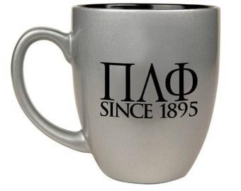 Pi Lambda Phi Bistro Mug
