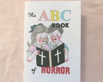 the ABC book of horror