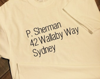 P. Sherman Inspired Shirt