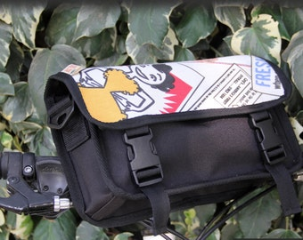 front bicycle pannier