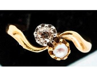 Ring 18th century Mineralife