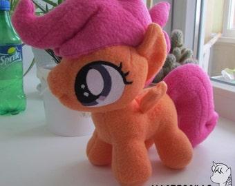 Scootaloo - My Little Pony Plush Toy