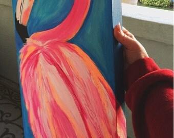 Flamingo 12x24