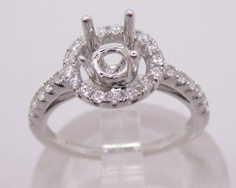 Wedding Ring,  Diamond Ring, 18k  White Gold Ring, Rose Gold RingLW13