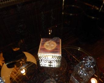 SHAMROCK PILL BOX