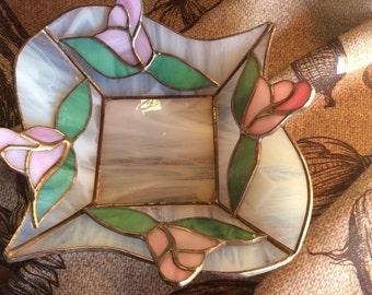 Rosebud Decorative Bowl