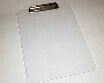 Clipboard - Blank for Personalization
