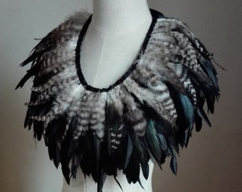 feather collar FC16001