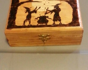 Witch's box