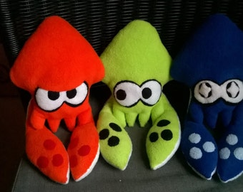 Splatoon Squids