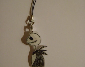 the strange Mr Jack Keychain Christmas (Jack Skellington keychain)