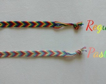 ON SALE: Rainbow (Gay) Pride Bracelet